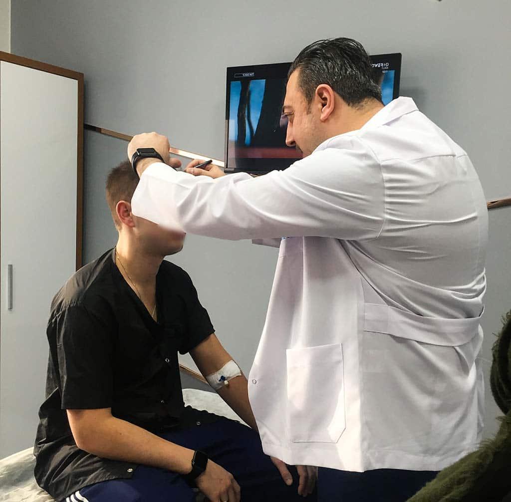 Our Hair Transplantation Director