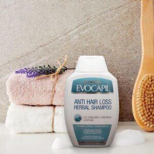 Anti-hairloss shampoo