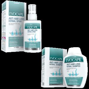 Evocapil Anti Hair Loss shampoo Set 4