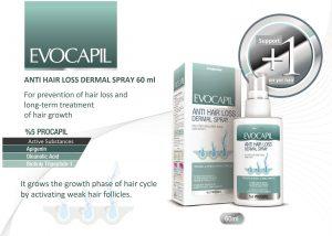 Evocapil anti hair loss spray3