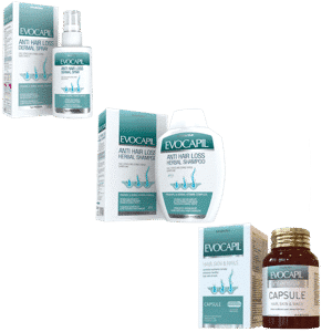 Evocapil Anti Hair Loss 1 month