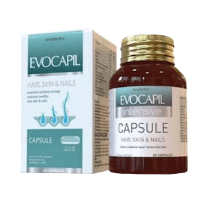 Evocapil anti hair loss capsules